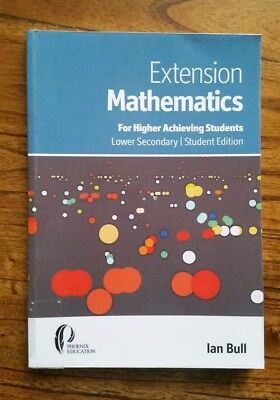 Extension Mathematics: For Higher Achieving Students Lower Secondary -Student Ed