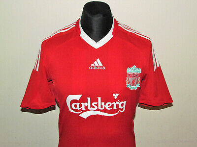 Adidas Jersey Liverpool Home Shirt 2008-10 Size S