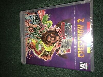 Creepshow 2 Blu Ray Arrow Out of Print NEW
