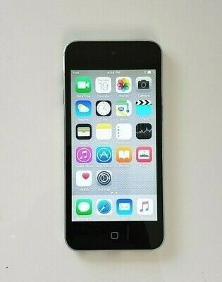 iPod touch (5th Generation) 16GB Space Gray Wi-Fi A1509