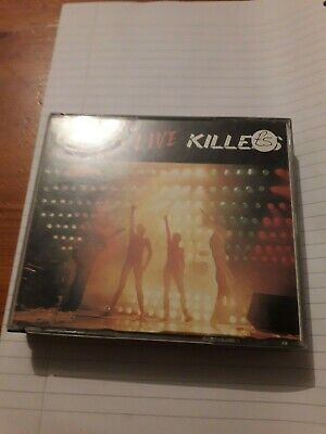 Queen Killers Live double CD