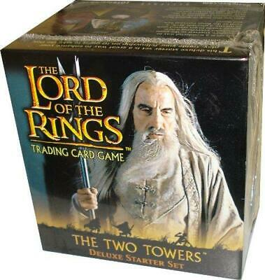 Lord of the Rings TCG - The Two Towers Deluxe Starter Set - Englisch
