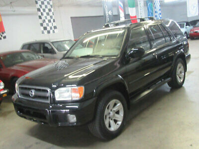 2002 Nissan Pathfinder  $6,600 INCLUES SHIPPING 4x4 74K 1 OWNER CLEAN CARFAX REPORT FLORIDA 4runner