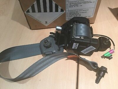 Bnib Genuine Chevrolet Kalos Aveo, Front Left Seat Safety Belt Black, 96410121