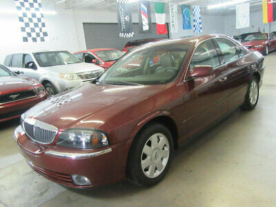 2004 Lincoln LS 4dr Sedan V6 Automatic w/Appearance Pkg $7200 includes SHIPPING 37K original miles Florida car nonsmoker clean carfax