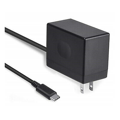 AC Adapter Power Supply Wall Charger for Nintendo Switch TV Mode Dock Supports