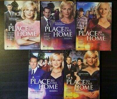 A Place to Call Home: Seasons 1-5 (DVD, 2018) 1 2 3 4 5