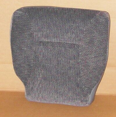 98-01 Dodge Ram 1500 2500 Front Seat Cushion Bottom Cloth Mist Gray Drivers Seat
