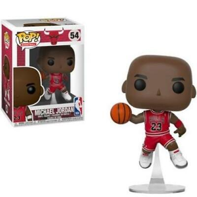 Funko Pop! 54 Pop Basketball - Chicago Bulls - Michael Jordan vinyl figure