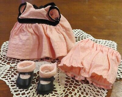 C1950's Vintage Vogue Ginny Doll Tagged Outfit