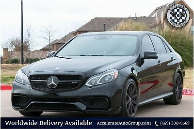 2015 Mercedes-Benz E 63 E63 AMG S-Model, Only 43K Miles, LOADED, CLEAN CF! 469-300-9669