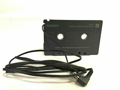 Sony Car Connecting Pack Model CPA-8 Vintage Cassette Tape Adapter Made In Japan