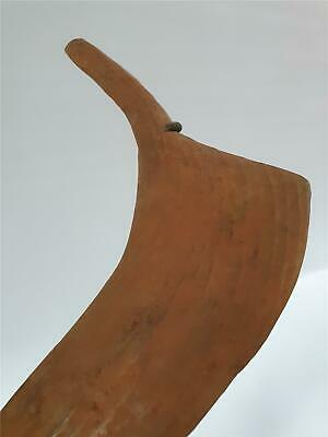 Aboriginal Boomerang with Remnant Ochres Old no.7