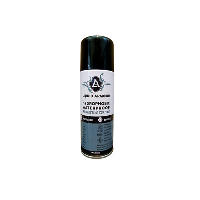 Liquid Armour Multi-Surface Hydrophobic Clear Waterproof Coating