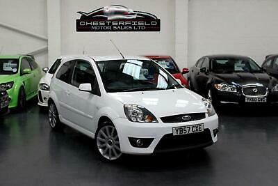 2007 (57) FORD FIESTA ST150 in Frozen White, Full Service History, Low Miles!