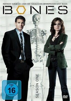 Bones - Season One (6 Discs) (Film) NEU