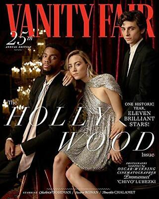 Magazine - Fashion - Vanity Fair 25th Annual Edition - The Hollywood Issue