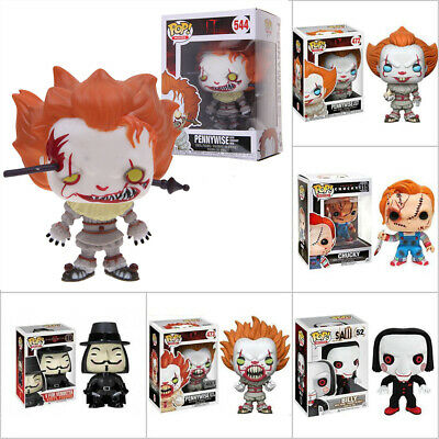 Funko POP! Stephen King's It Pennywise Clown Classic Pop Vinyl Figure Xmas Gifts