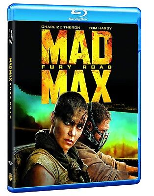 MAD MAX FURY ROAD - Blu ray - Edition Française - Neuf sous blister