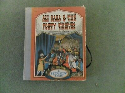 Ali Baba And The Forty Thieves  A Peepshow Book