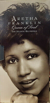 Aretha Franklin : Queen Of Soul (4CD Box Set 1992)  **VG COND**  FASTUKPOST!!