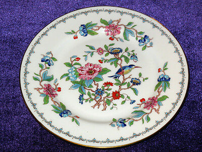 Vintage AYNSLEY Bread & Butter Plate PEMBROKE Fine Bone China MINT CONDITION NEW