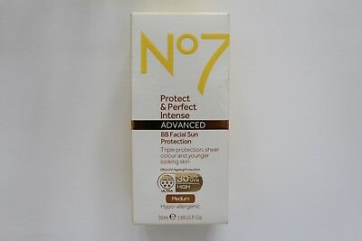 No7 Protect & Perfect Intense Advanced BB Facial Sun Protection SPF30 - Medium