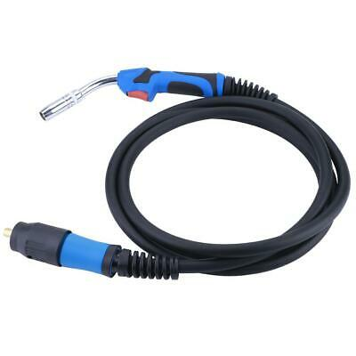 Euro Fitting Mig Gas Welding Torch - MB25 x 4m Fitting Connector New