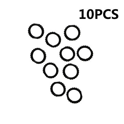 Replaces Lens Lock Tube-ring Adapter Locking Replacement Accessories Set 10PCS