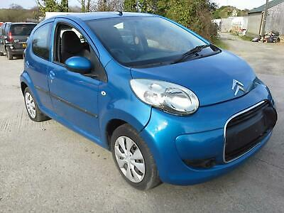 2009 Citroen C1 1.0i VTR DAMAGED SPARES OR REPAIRS SALVAGE