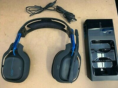 ASTRO Gaming A50 Wireless Dolby Gaming Headset  Black/Blue PlayStation 4 + PC #2