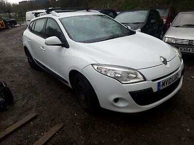 2010 Renault Megane ESTATE 1.5dCi Expression MOT STARTS+DRIVES SPARES OR REPAIRS