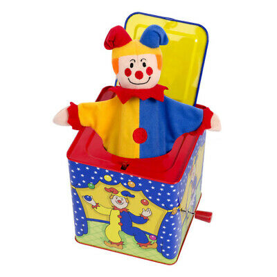 Jester Jack in the Box Toy NEW