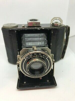 Kodak Duo 620 Series II folding camera made in Germany f3.5 lens 7.5cm good