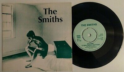 THE SMITHS William, It was really nothing Rough Trade RT166 U.K. Excellent 1984