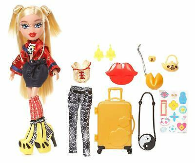 Bratz Study Abroad Cloe To China Doll With Two Outfits New