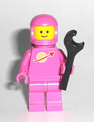 Lego Movie Minifigure TLM108 Lenny Classic Space Pink Airtanks New New
