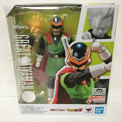 IN STOCK! S.H.Figuarts Great Saiyaman Son Gohan Dragon Ball Z Super - US SELLER!