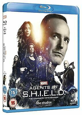 Marvel's Agents of S.H.I.E.L.D. SHIELD - Season 5 (Blu-ray, Region Free) *NEW*