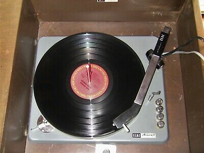 Elac Miracord model 10 from Fisher Regent Console