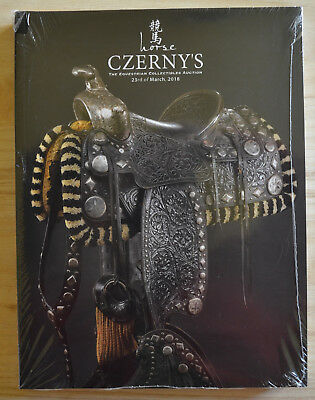Czerny's horse - The equestrian collectibles auction - Catalogo Asta 23 mar 2018