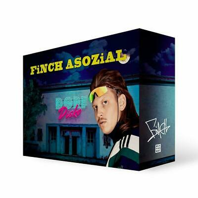 Finch Asozial - Dorfdisko   Ltd. Fan Box   NEU&OVP  auf Lager