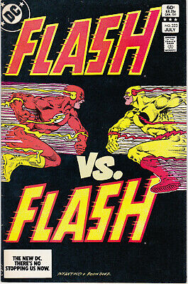 Flash 323 - Reverse-Flash App (Bronze Age 1983) - 8.5