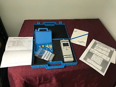 Handtymp Hand Tymp Siemens HT-3000 HT 3000 R0412 with case and accessories
