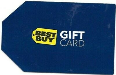 $100 Best Buy Gift Card- MAIL DELIVERY ONLY