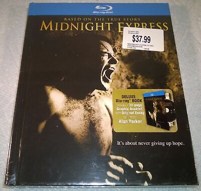 Midnight Express (Blu-ray Disc, 2009, Canadian With Booklet / Bilingual / Lexpre