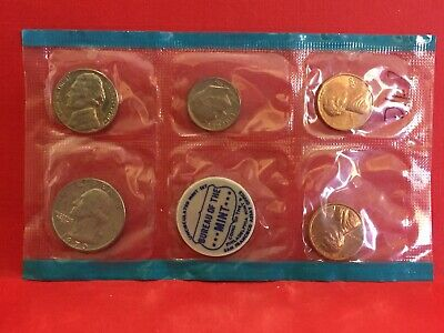 1970 P Uncirculated UNITED STATES MINT SET No Envelope