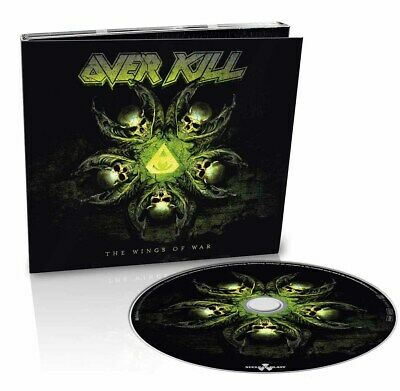 Overkill - The Wings Of War CD #123762