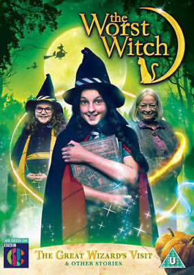The Worst Witch: The Great Wizard's Visit & Other Stories DVD Kids Halloween