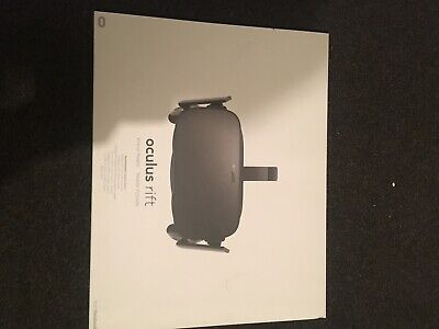 Oculus Rift VR Headset 2 Touch Controllers And 2 Sensors
